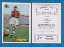 Arsenal Alex Forbes Scotland 3